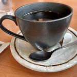 133856658 - フレンチトーストモーニング ドリンクセット(水出しコーヒー ブレンド ホット)