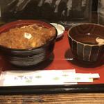博多 ほてい屋 - かつ丼(並)¥900
