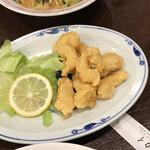 みその橋サカイ - ●小海老の天ぷら