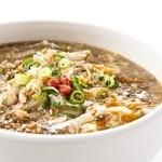 然の膳 - 料理写真:フカヒレと野菜たっぷり醤油風味ラーメン 906円 456kcal