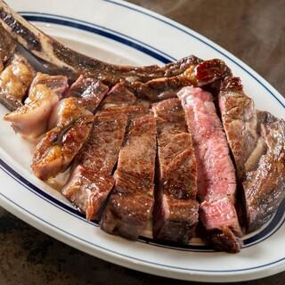 専門店ならではの本格ステーキをご提供!