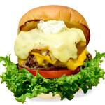 the 3rd Burger - 【14時〜販売】メルティングチーズバーガ