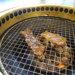 焼肉カルビ屋ワッショイ - 黒毛和牛ランチ