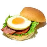 the 3rd Burger - ベーコンエッグサンド