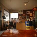 カフェ ショボーン - 内観写真:
