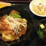 こめ蔵 - 牛タン丼