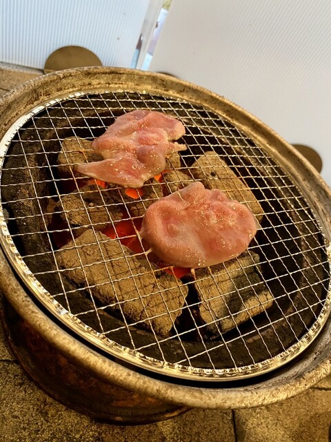 炭火焼肉酒家 牛角 池上店の料理の写真