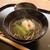 井筒安 - 料理写真:鱧と冬瓜とジュンサイの椀物