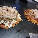 お好み焼き のぶ - 料理写真: