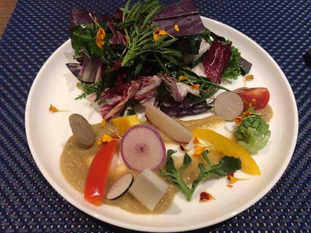 ダル バローネの料理の写真