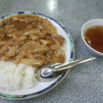 味や - 料理写真:パイコウ飯 800円