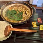 岡崎 二橋 - 味噌煮込みうどん