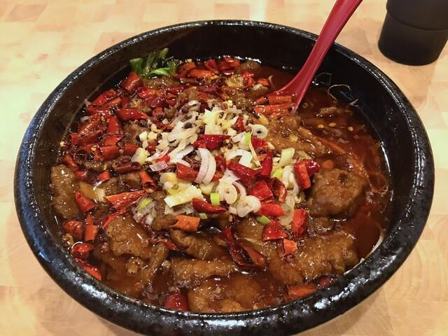 鴻元食坊 大岡山店の料理の写真