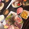 一歩 - 料理写真:ミニ海せん丼定食  1,950円(税込) 圧巻のボリュームとクオリティーの高さ