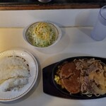 kicchinkarori- - ②のハンバーグ&カロリー焼