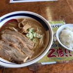 らぁ麺屋 大明神 - 料理写真: