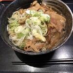庄内のうどん王国 - 料理写真:肉うどん