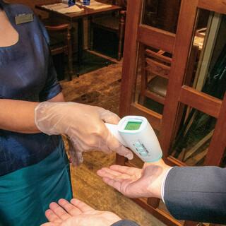 ■新型コロナウイルス感染症予防の取組みにつきまして■