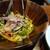ステーキガーデン 風の邱 - 糸島野菜のガーデンサラダ