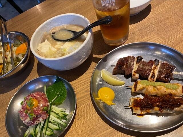 やきとり処い志井 仙川店の料理の写真