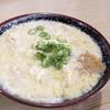 やな川 - 料理写真:卵とじうどん