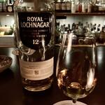 Bar 永田 - 『ロイヤルロッホナガー12年』様