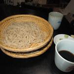 多助そば 湯津上屋 - 料理写真: