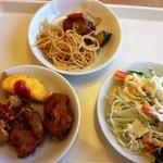 志高 - 料理写真:バイキング料理