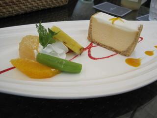 カフェ&ガーデン しらさぎ邸 - 極上プレミアムチーズケーキ しらさぎ