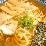 らうめん 麺坊 - 醤油ラ-メン