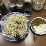 Nagasakisaikan - ちゃんぽん・ミニカレー