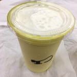 ミバショウ - プレミアムバナナジュース 牛乳割り