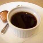 イル ジラソーレ - デザート コーヒーゼリー