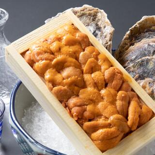 鮮度の良い魚介料理も、リーズナブルな価格にてご提供します◎