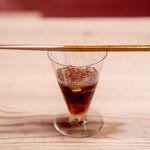 緒方 - 蓮粉餅と黒蜜