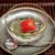 緒方 - 料理写真:じゅん菜とトマト