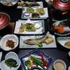 小砂温泉ホテル 美玉の湯 - 料理写真:夕食