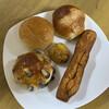 pancafé junju - 料理写真:GETしたパン達‼︎   美味しそぅ〜(*゚∀゚*)ウッ
