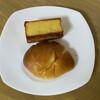 ブーランジェリー ヴァン - 料理写真:クリームパンは残念でした(T_T)