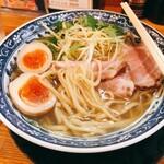 中村商店 - 金の塩ラーメン