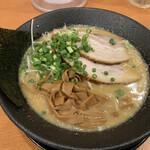 拉麺しるし - 醤油とんこつラーメン