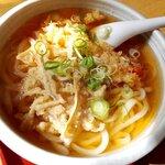 いとう - 料理写真:天ぷらうどん:700円