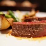 RESTAURANT Ryuzu - 黒毛和牛 フィレ肉