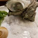 蔵元の酒と直送の魚 さかまる - 何のために撮ったのか忘れた。(笑)