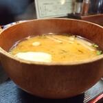 みふね - 味噌汁
