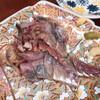 大野屋 - 料理写真:注文したイワシ(おまけのアジ)