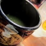 まさや - 〆にお茶(^^)♪