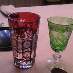 華モクレン - 日本酒グラス