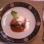 華モクレン - お皿が素敵