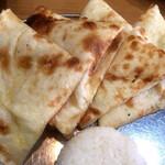 インド料理インディゴ - ナン